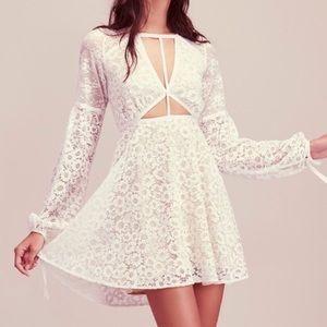 For love and lemons Daisy Mini Dress
